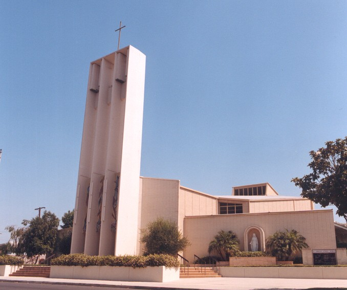 St Cornelius Catholic Church Long Beach Ca